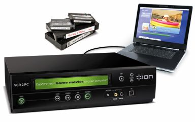 Ion vcr 2 pc manual