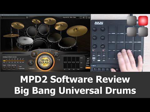 sonivox big bang drums free