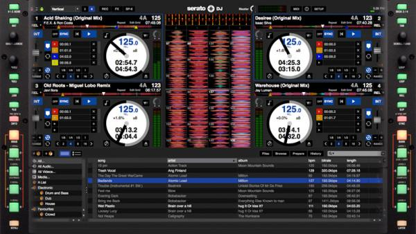 sixty-four + serato dj: software controls walk-through