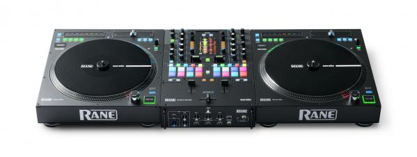 Revitalized Flagship SEVENTY-TWO Mixer & TWELVE Motorized Controller