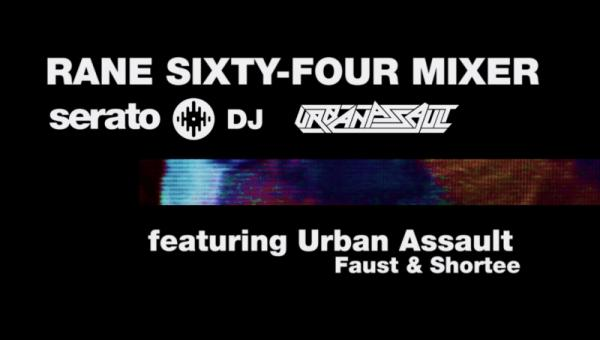 Urban Assault Rock the Rane Sixty-Four