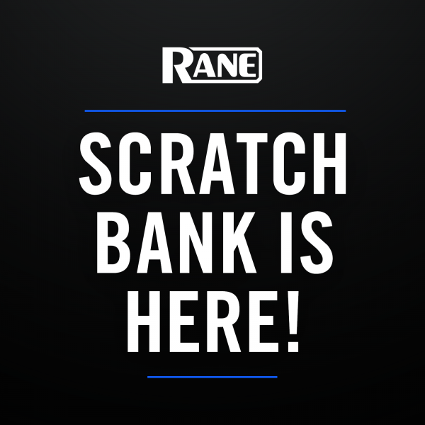 1.6 Firmware Update + Serato Scratch Bank Support