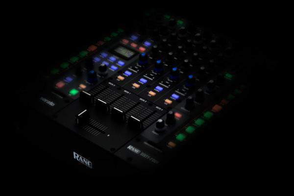 coming soon: the Rane sixty-four
