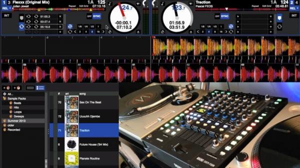 Rane Sixty-Four with Serato DJ Video Demo