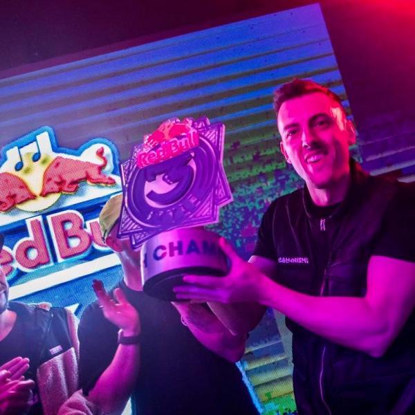 DJames Wins Red Bull 3Style UK Championships