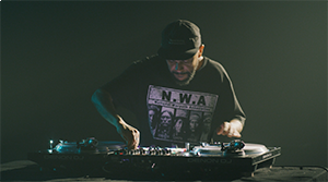 World Champion DJ Craze joins RANE, launches SEVENTY battle mixer.