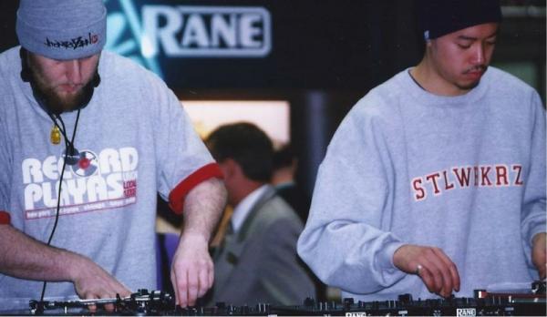 Rane's first turntablist mixer