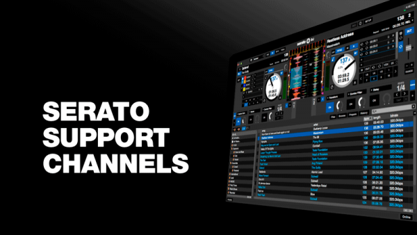 Where To Go For Support With Serato Software and Your Hardware Device