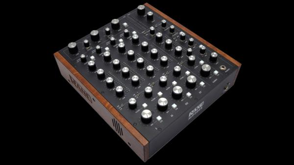 Introducing the MP2015 Rotary Mixer