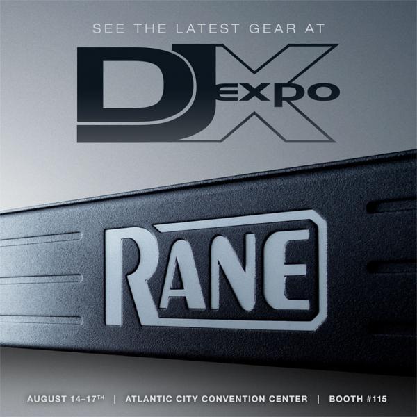 RANE DJ IS BATTLE-READY FOR DJ EXPO!