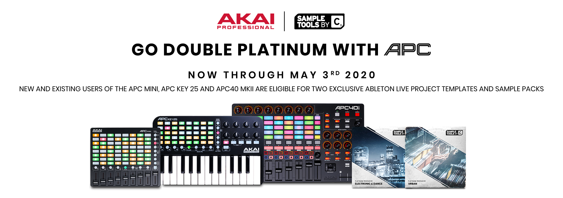 Go Double Platinum with APC