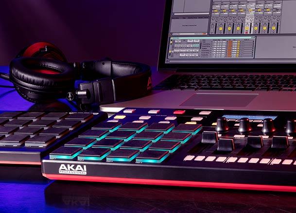 Nieuw AKAI Professional | Advanced Production Hardware and Software IK-49