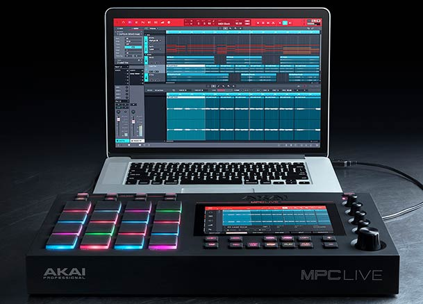 Nieuw AKAI Professional | Advanced Production Hardware and Software YG-53