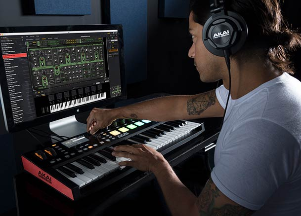 AKAI Professional | Advanced Production Hardware and Software