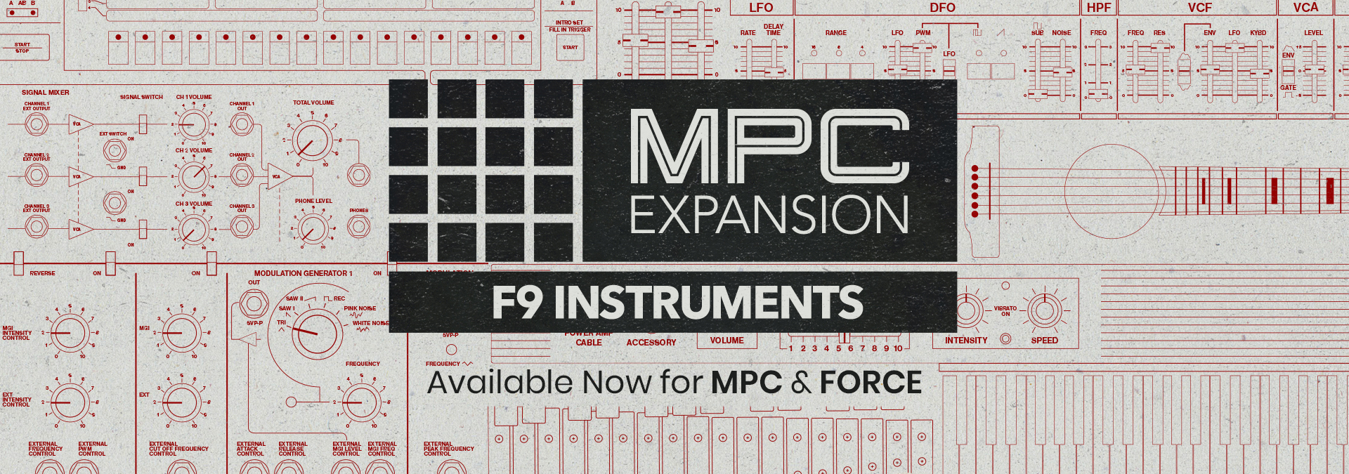 F9 Instruments Expansion