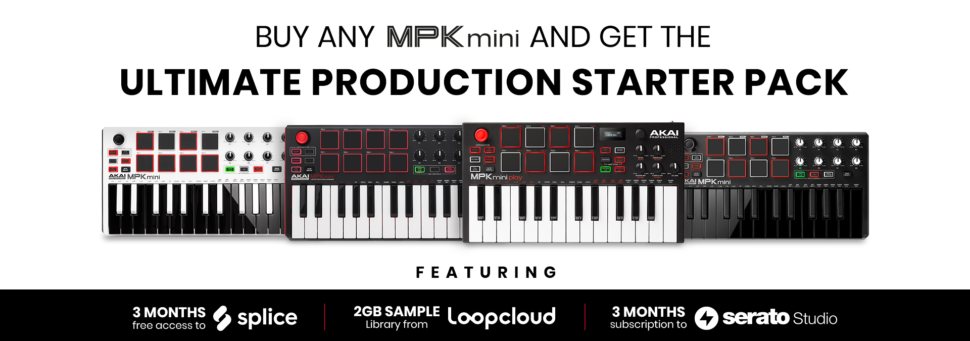 MPK Mini Ultimate Production Promo