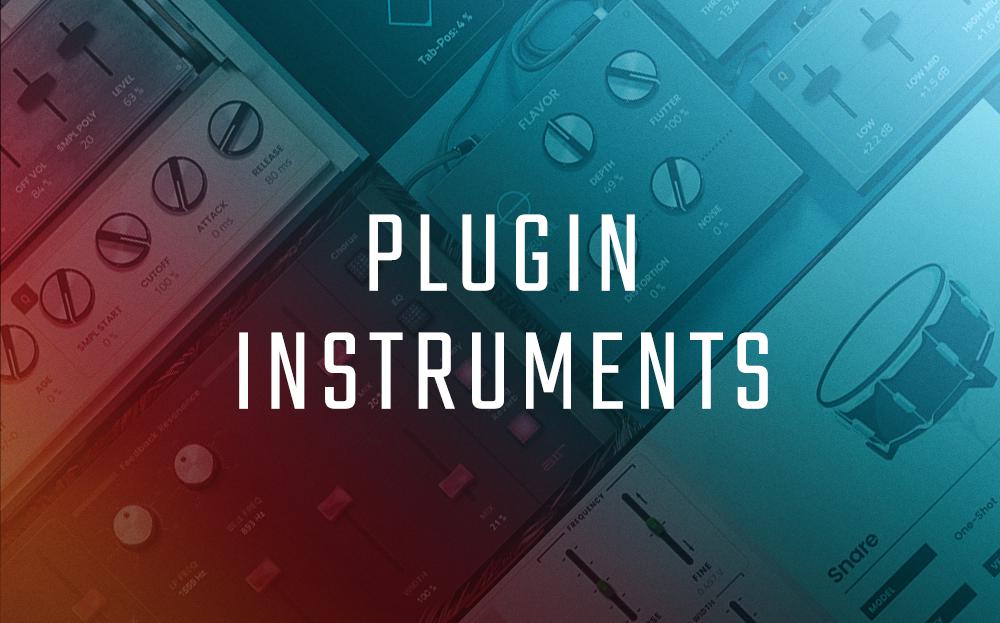 Plugin Instruments