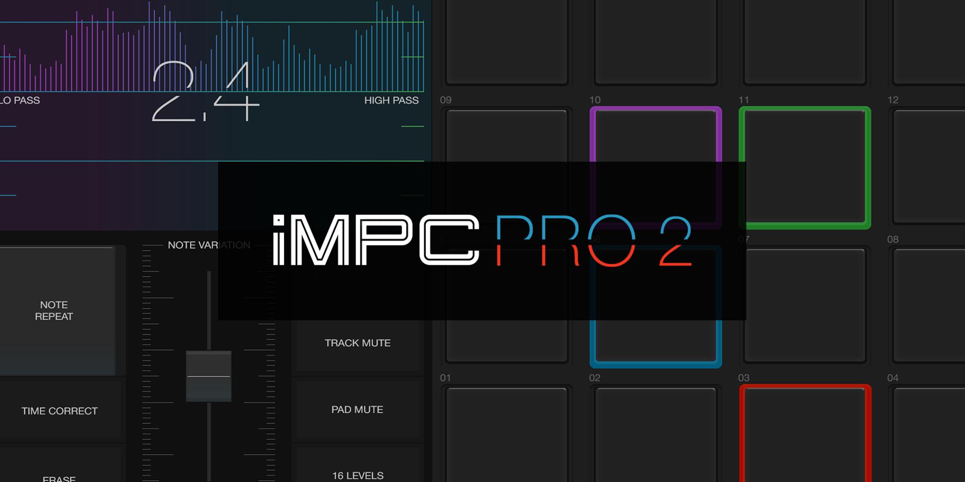 Akai Professional iMPC Pro 2