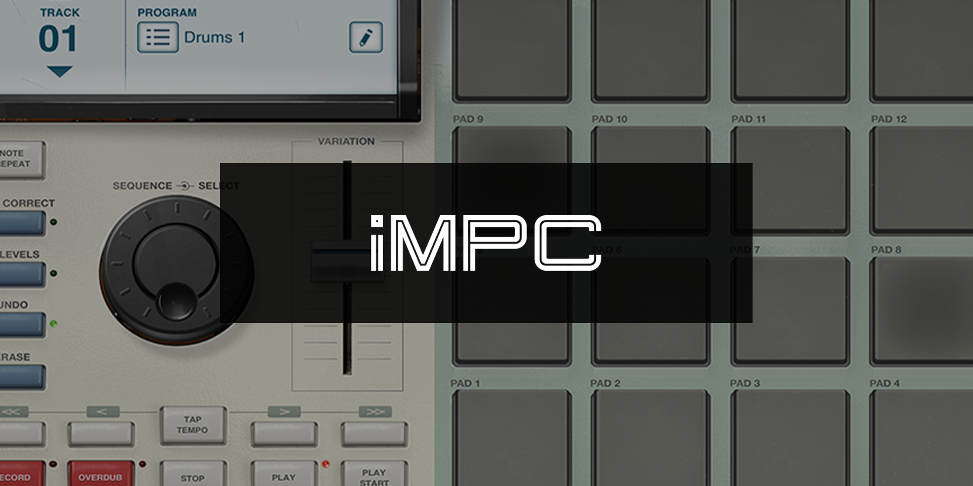 Akai Professional iMPC