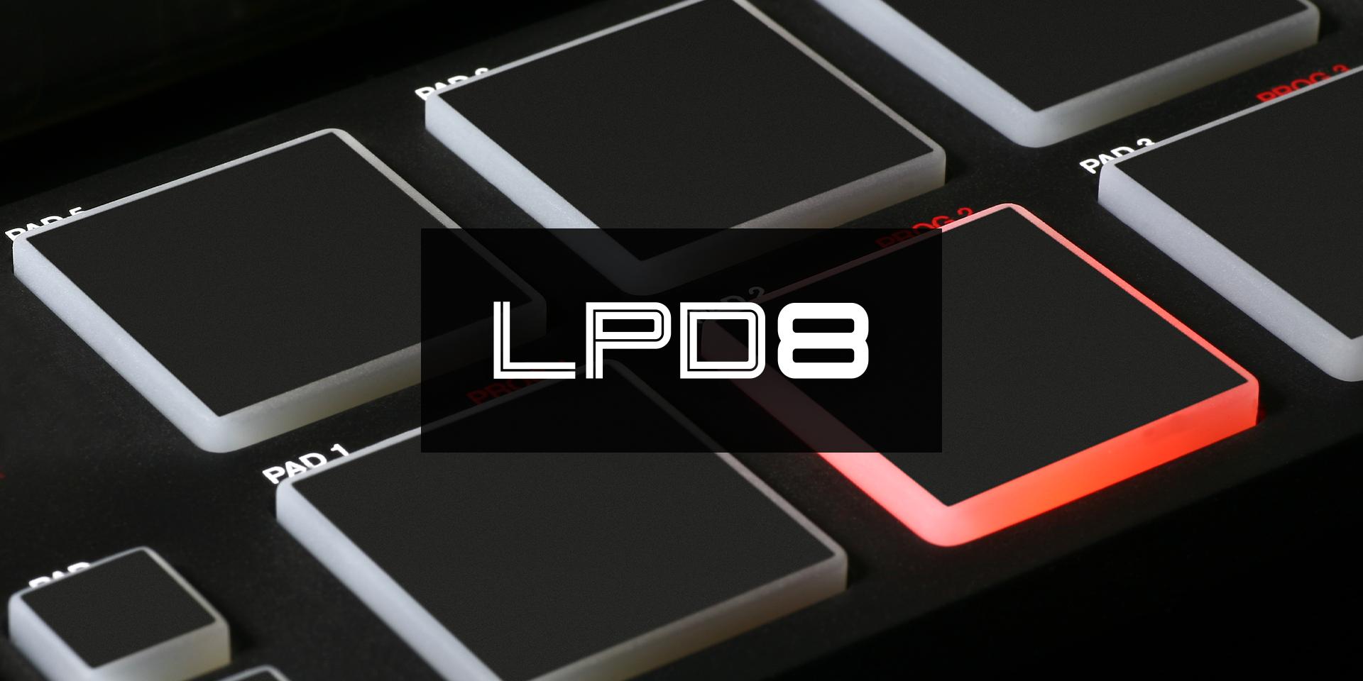 Akai Professional LPD8
