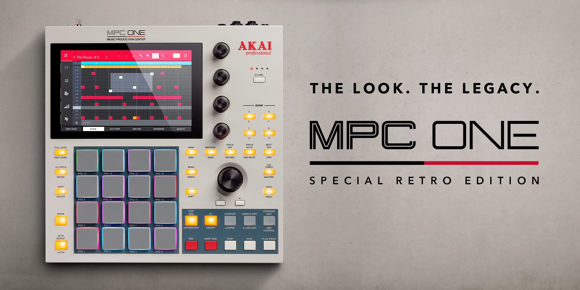 MPC One Retro Edition