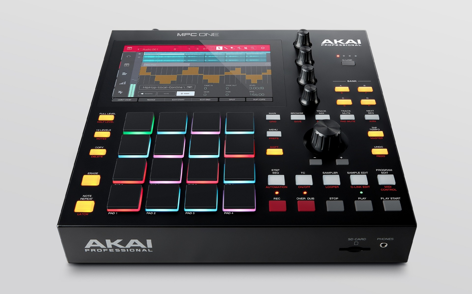 akai mpc one