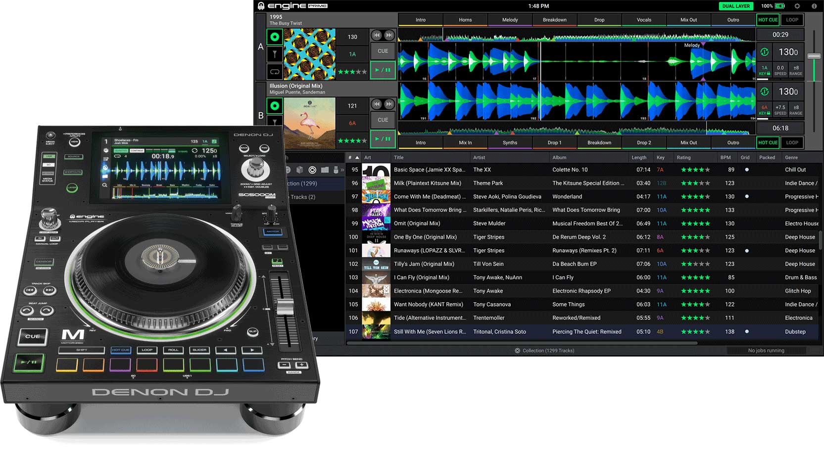 free traktor dj software for mac