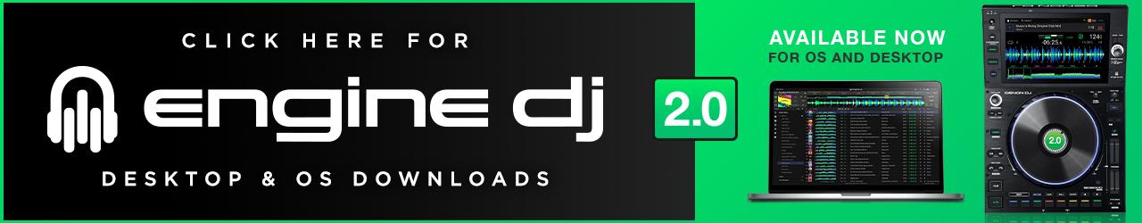 Engine DJ Downloads Image Banner