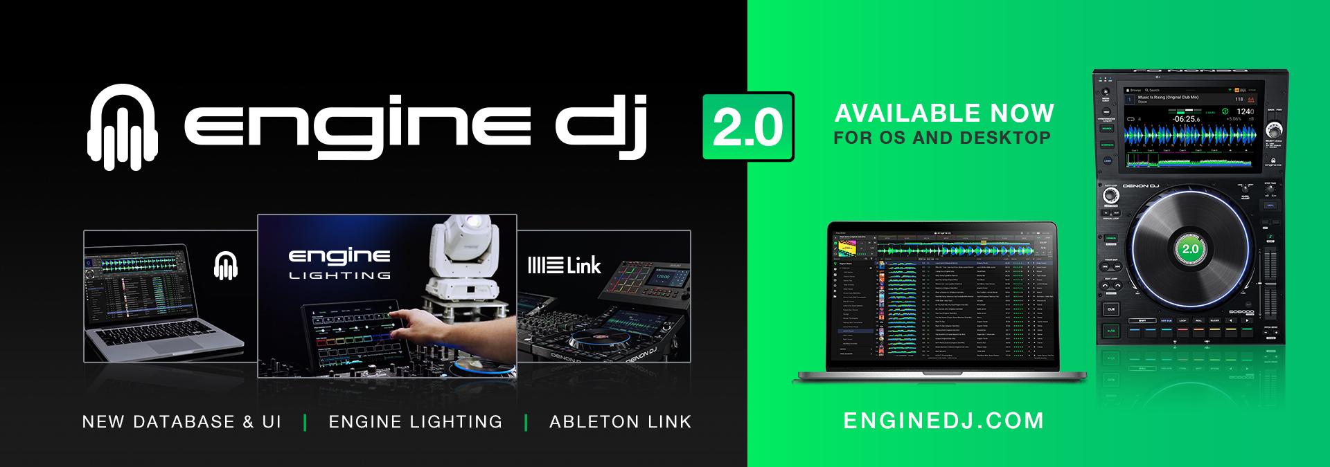 Engine DJ Downloads