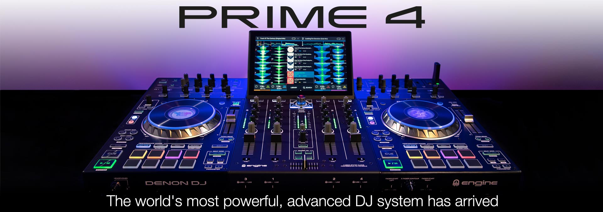 Denon DJ | Professional DJ Equipment