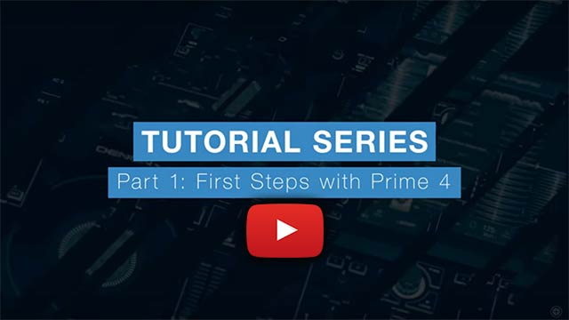 Getting started with the Prime 4   Denon DJ