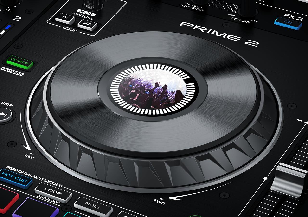 PRIME 2 | Standalone DJ System | Smart Console | Denon DJ