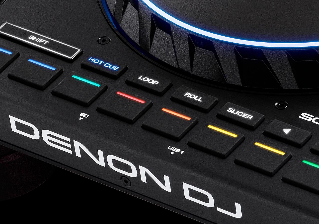 SC6000 PRIME Professional DJ Media Player | Denon DJ