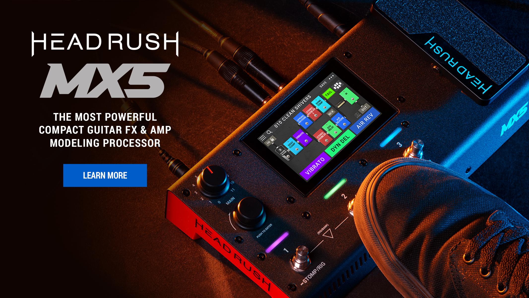 HeadRush MX5