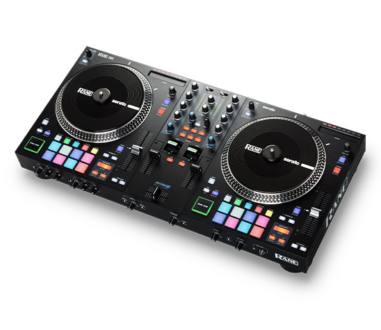 ONE - Professional Motorized DJ Controller