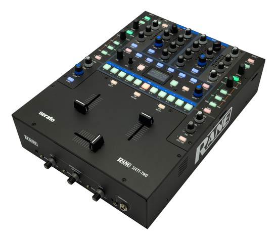 Rane Sixty-Two professional DJ mixer