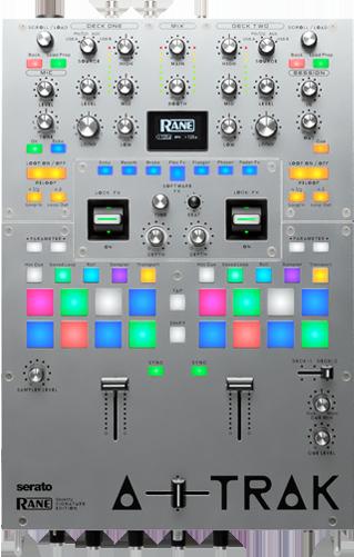 SEVENTY A-TRAK - Signature Mixer with Fader FX